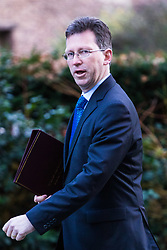 London, January 16 2018. Attorney General Jeremy Wright attends the UK cabinet meeting at Downing Street. © Paul Davey