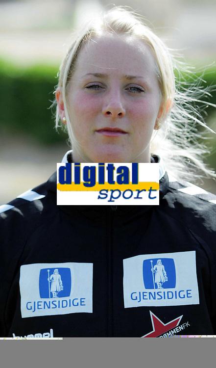 Fotball<br /> Portretter Toppserien 2006<br /> Foto: Morten Olsen, Digitalsport<br /> <br /> Connie Johansson<br /> Team Strømmen