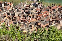 Lyon St Jean depuis Fourviere