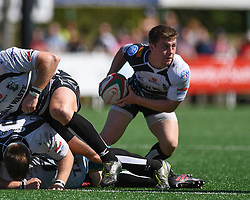 Pontypridd's Joel Raikes<br /> Pontypridd RFC v Cardiff RFC<br /> <br /> Photographer Mike Jones / Replay Images<br /> Sardis Road, Pontypridd.<br /> Wales - 5th May 2018.<br /> <br /> Pontypridd RFC v Cardiff RFC<br /> Principality Premiership<br /> <br /> World Copyright © Replay Images . All rights reserved. info@replayimages.co.uk - http://replayimages.co.uk