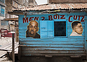 Men 2 Boiz Cutz, Mathare