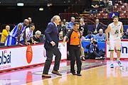 DESCRIZIONE : Milano Final Eight Coppa Italia 2014 Finale Montepaschi Siena - Dinamo Banco di Sardegna Sassari<br /> GIOCATORE : Romeo Sacchetti Gianluca Mattioli<br /> CATEGORIA : Allenatore Coach<br /> SQUADRA : Dinamo Banco di Sardegna Sassari<br /> EVENTO : Final Eight Coppa Italia 2014 Milano<br /> GARA : Montepaschi Siena - Dinamo Banco di Sardegna Sassari<br /> DATA : 09/02/2014<br /> SPORT : Pallacanestro <br /> AUTORE : Agenzia Ciamillo-Castoria / Luigi Canu<br /> Galleria : Final Eight Coppa Italia 2014 Milano<br /> Fotonotizia : Milano Final Eight Coppa Italia 2014 Finale Montepaschi Siena - Dinamo Banco di Sardegna Sassari<br /> Predefinita :