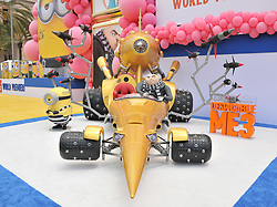 """Atmosphere at the """"Despicable Me 3"""" Los Angeles Premiere held at the Shrine Auditorium in Los Angeles, CA on Saturday, June 24, 2017.  (Photo By Sthanlee B. Mirador) *** Please Use Credit from Credit Field ***"""