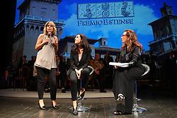 FRANCESCA MANNOCCHI E TIZIANA FERRARIO<br /> PREMIO ESTENSE 2019