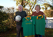 Patsy Farrell, Chairperson, Meath Supporters Club
