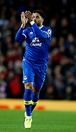 Ashley Williams of Everton during the English Premier League match at Old Trafford Stadium, Manchester. Picture date: April 4th 2017. Pic credit should read: Simon Bellis/Sportimage