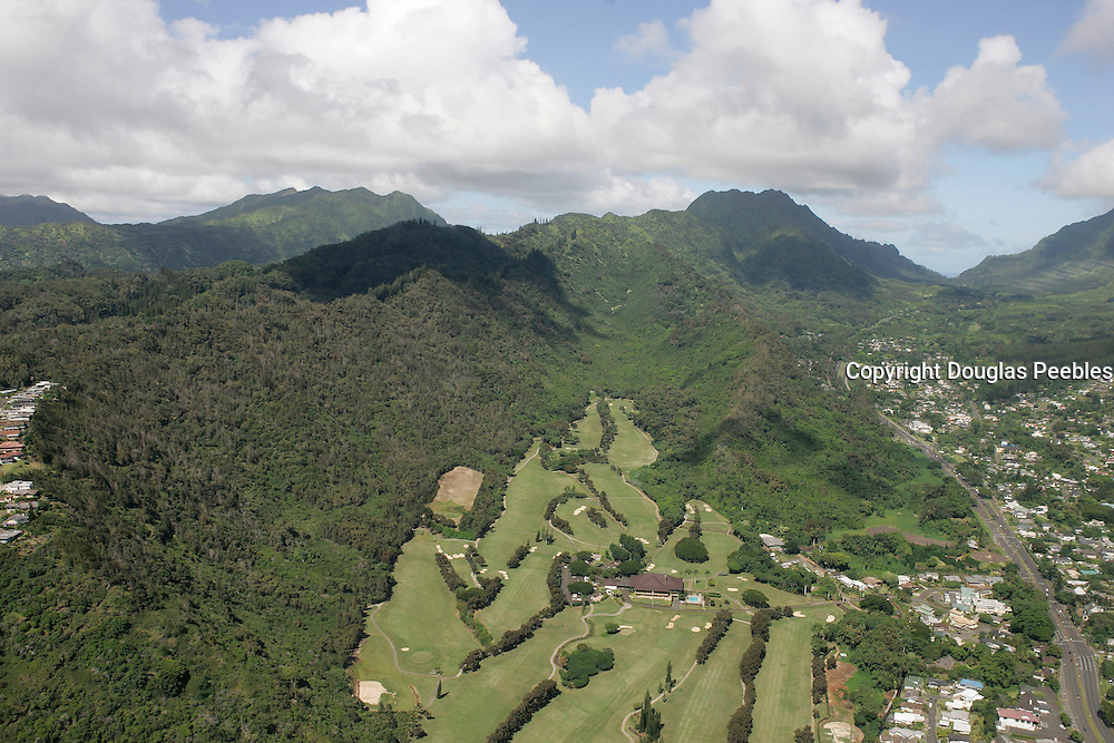 Oahu Country Club, Honolulu, Oahu, Hawaii<br />