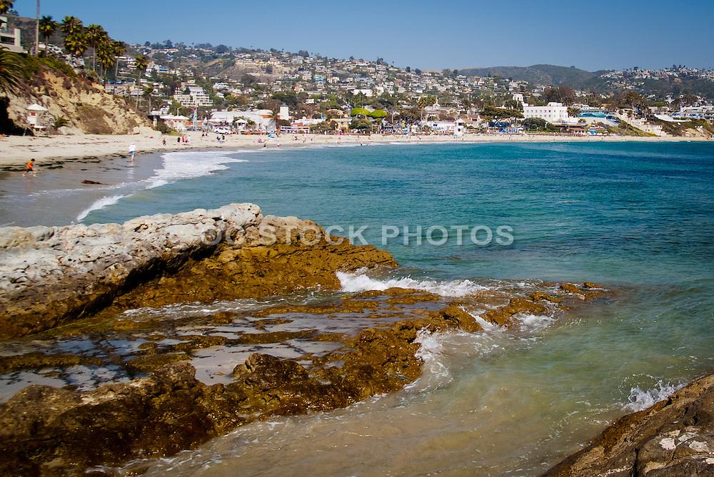 Main Beach In Laguna Beach