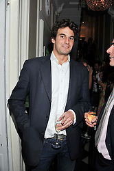 RUPERT FINCH at a reception hosted by Beulah London and the United Nations to launch Beulah London's AW'11 Collection 'Clothed in Love' and the Beulah Blue Heart Campaign held at Dorsia, 3 Cromwell Road, London SW7 on 18th October 2011.