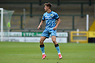 Jake Young (18) of Forest Green Rovers during the Pre-Season Friendly match between Yeovil Town and Forest Green Rovers at Huish Park, Yeovil, England on 31 July 2021.