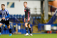 Leeds United Charlie Cresswell (6)  during the U23 Professional Development League match between U23 Sheffield Wednesday and U23 Leeds United at Hillsborough, Sheffield, England on 3 February 2020.