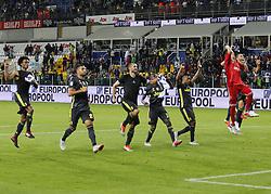 September 1, 2018 - Parma, Italy - Juventus team during Serie A match between v Parma Calcio 1913 Juventus FC, in Parma, on September 1, 2018  (Credit Image: © Loris Roselli/NurPhoto/ZUMA Press)