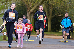 LNP Weekly Highlights 28/03/14  © Licensed to London News Pictures.  23/03/2014. OXFORD, UK. Prime minister DAVID CAMERON (centre) at the end of the Oxford Sport Relief Mile. Photo credit: Cliff Hide/LNP