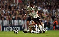 Fotball , 13. september 2006 , UEFA Champions Leauge , FC København -Benfica 0-0<br /> FC Copenhagen - Benfica<br /> <br /> Alcides , Benfica