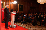 London, United Kingdom - 9 March 2018<br /> Labour Party Shadow Secretary of State for Women and Equalities Dawn Butler introducing Shadow Chancellor John McDonnell who was calling on the government to provide more funding to local councils, children services and domestic violence refuges in a speech at One Great George Street, London, England, UK, Europe.<br /> www.newspics.com/#!/contact<br /> (photo by: EQUINOXFEATURES.COM)<br /> Picture Data:<br /> Photographer: Equinox Features<br /> Copyright: ©2018 Equinox Licensing Ltd. +448700 780000<br /> Contact: Equinox Features<br /> Date Taken: 20180309<br /> Time Taken: 11220889