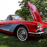 """61 Corvette Convertible""<br />