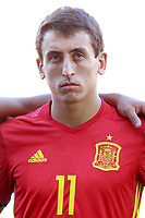 Spain's Oyarzabal during international sub 21 friendly match. September 1,2017.(ALTERPHOTOS/Acero)