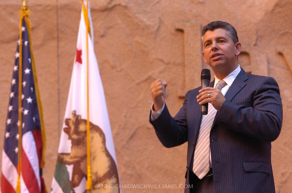Lieutenant Governor Abel Maldenado