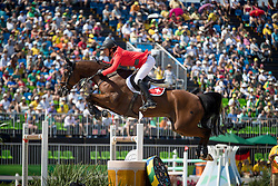 Guerdat Steve, SUI, Nino Des Buissonnets<br /> Olympic Games Rio 2016<br /> © Hippo Foto - Dirk Caremans<br /> 17/08/16