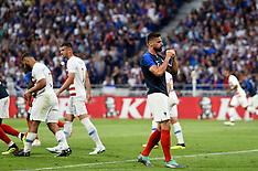 France vs Etats Uni 9 June 2018