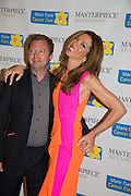 MATTHEW FREUD; HEATHER KERZNER Masterpiece Midsummer Party in aid of Marie Curie hosted by Heather Kerzner. Chelsea Hospital. London. 2 July 2013.