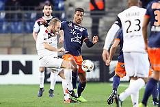 Ligue 1: Montpellier vs Guingamp