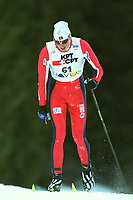 Langrenn, ESTIL, Frode, Frode Estil.<br />                                                    Ski Langlauf Norwegen