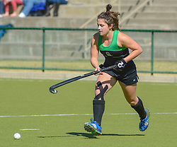 Cassidy Holmes of Pearson during day two of the FNB Private Wealth Super 12 Hockey Tournament held at Oranje Meisieskool in Bloemfontein, South Africa on the 7th August 2016, <br /> <br /> Photo by:   Frikkie Kapp / Real Time Images