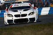 January 27-31, 2016: Daytona 24 hour: #100 Lucas Luhr, John Edwards, Kuno Wittmer, Graham Rahal, BMW Team RLL, BMW F13 M6 GTLM