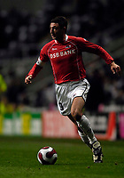 Photo: Jed Wee/Sportsbeat Images.<br /> Newcastle United v AZ Alkmaar. UEFA Cup. 08/03/2007.<br /> <br /> Alkmaar's former Rangers player Shota Arveladze.