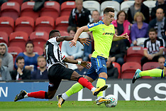 Grimsby Town v Derby County - 22 August 2017