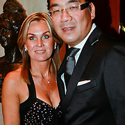 NLD/Noordwijk/20110625 - Orange Babies Gala 2011, Won Yip en partner