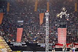 28.05.2011, Olympiahalle, Muenchen, GER, Suzuki Nigth of the Jumps , im Bild  Romain Izzo (FRA)   , EXPA Pictures © 2011, PhotoCredit: EXPA/ nph/  Straubmeier       ****** out of GER / SWE / CRO  / BEL ******