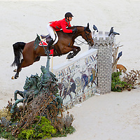 Jumping - Team & Individual 2nd Competition, Round 1