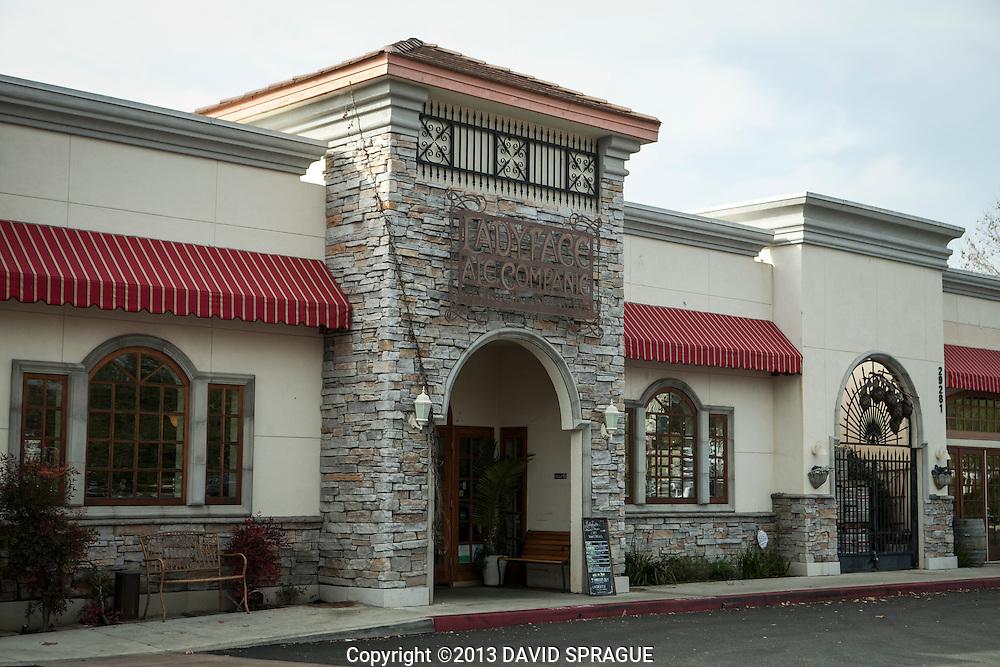 LadyFace Ale Companie in Agoura Hills, CA. Shot Feb. 5th,  2013 Photo by David Sprague ©2013