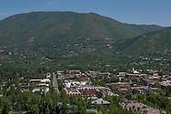 Aspen, Colorado during the Food & Wine Classic.