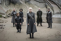 September 1, 2017 - Conleth Hill, Peter Dinklage, Nathalie Emmanuel, Emilia Clarke, Liam Cunningham, Kit Harington..'Game Of Thrones' (Season 7) TV Series - 2017 (Credit Image: © Hbo/Entertainment Pictures via ZUMA Press)