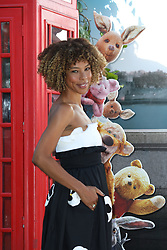 Sophie Okonedo attends the European premiere of Christopher Robin at the BFI Southbank in London.