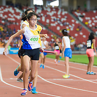 C Div Girls 4x400m