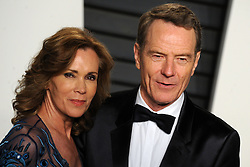 Bryan Cranston arrives at the 2016 Vanity Fair Oscar Party Hosted By Graydon Carter at Wallis Annenberg Center for the Performing Arts on February 28, 2016 in Beverly Hills, California. EXPA Pictures © 2016, PhotoCredit: EXPA/ Photoshot/ Dennis Van Tine<br /><br />*****ATTENTION - for AUT, SLO, CRO, SRB, BIH, MAZ only*****