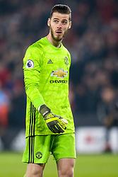 David De Gea of Manchester United - Mandatory by-line: Robbie Stephenson/JMP - 24/11/2019 - FOOTBALL - Bramall Lane - Sheffield, England - Sheffield United v Manchester United - Premier League