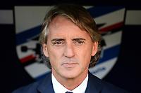 Roberto Mancini<br /> Genova 04-10-2015 Stadio Marassi Football Calcio Serie A 2015/2016 Sampdoria Inter. Foto Matteo Gribaudi / Image Sport / Insidefoto