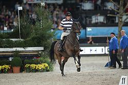 Ostholt Andreas, (GER), Pennsylvania<br /> Indoor Derby<br /> Stuttgart - German Masters 2015<br /> © Hippo Foto - Stefan Lafrentz