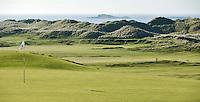PORTRUSH - Hole 14. ROYAL PORTRUSH GOLF CLUB. The Dunluce Championship Course.COPYRIGHT KOEN SUYK