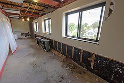 Major Renovation Litchfield Hall WCSU Danbury CT<br /> Connecticut State Project No: CF-RD-275<br /> Architect: OakPark Architects LLC  Contractor: Nosal Builders<br /> James R Anderson Photography New Haven CT photog.com<br /> Date of Photograph: 26 September 2016<br /> Camera View: 07