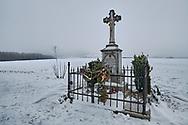 SERIES - UNRLIABLE-SIGHTINGS by PAUL WILLIAMS- Memorial  Valem Hungary
