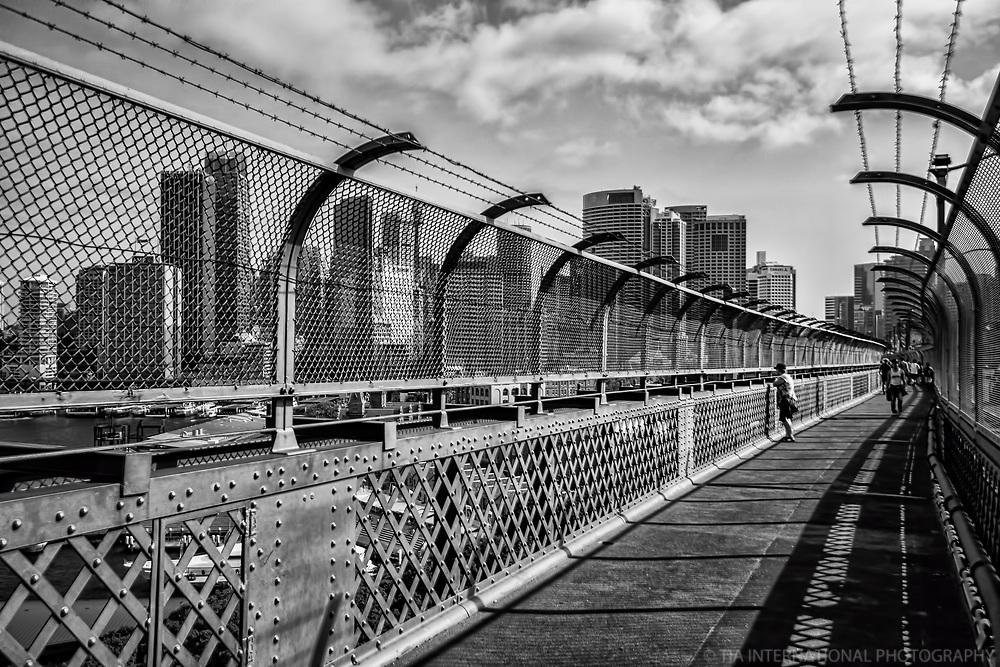 Harbour Bridge Walkway