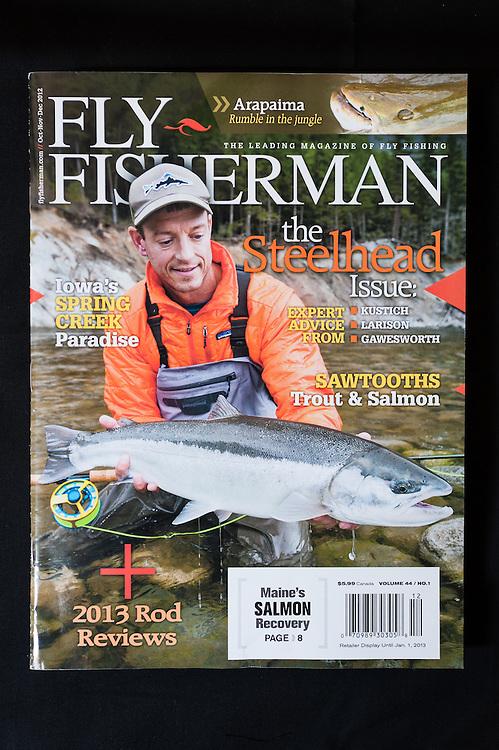 Fly Fisherman/Oct-Nov 2012