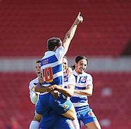 Middlesbrough v Reading 300814