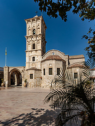 THEMENBILD - Agios-Lazaros-Kirche an einem heissen Sommertag, aufgenommen am 16. August 2018 in Larnaka, Zypern // the Church of Saint Lazarus on a hot summer Day, Larnaca, Cyprus on 2018/08/16. EXPA Pictures © 2018, PhotoCredit: EXPA/ JFK